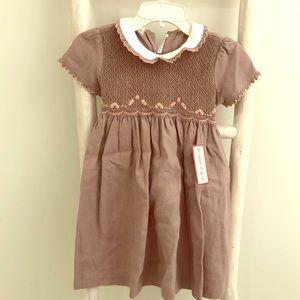 European toddler dress